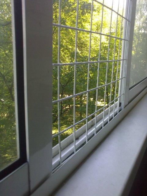 Как вставить сетку на балкон. - готовые балконы - каталог ст.